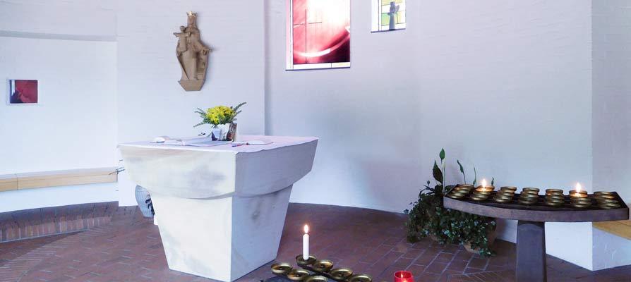 altar der autobahnkapelle
